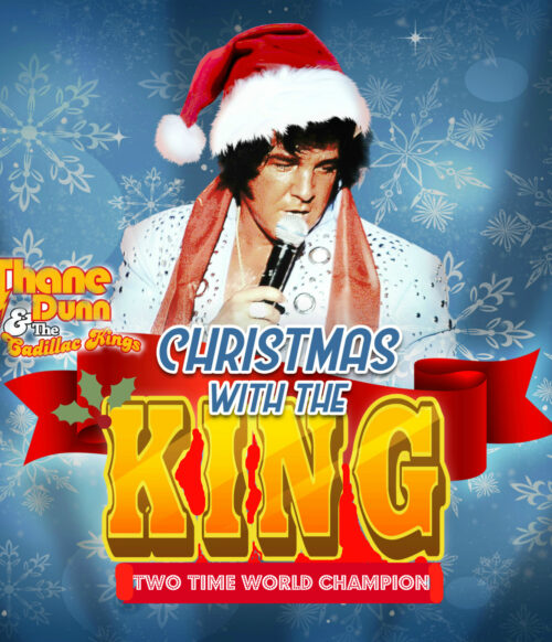 Christmas with the King with Thane Dunn